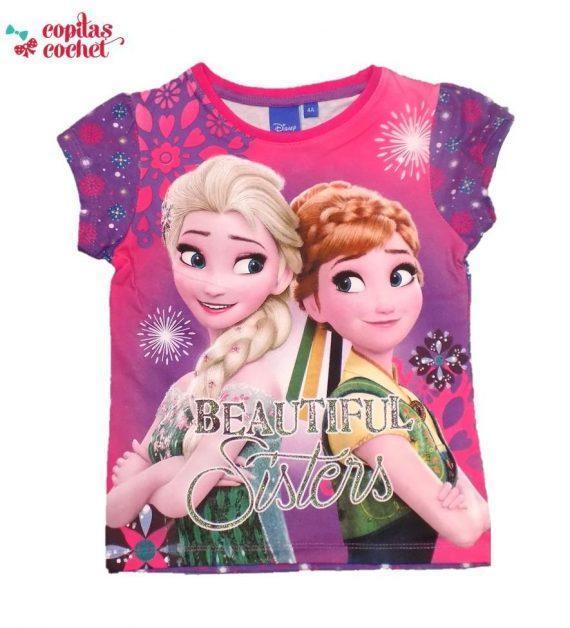 Tricou Frozen (mov) 1