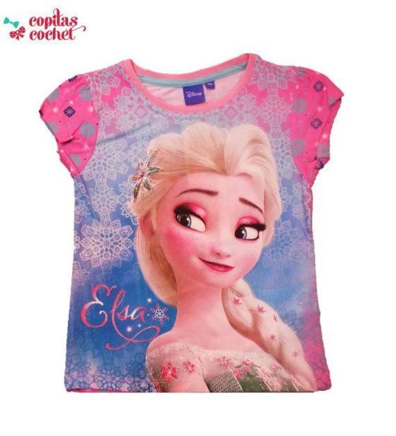 Tricou Elsa (roz) 1