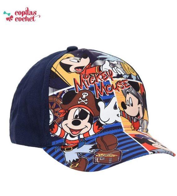 Sapca Mickey Mouse (bleumarin) 1