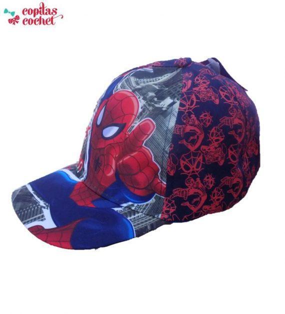 Sapca Spiderman (bleumarin) 1