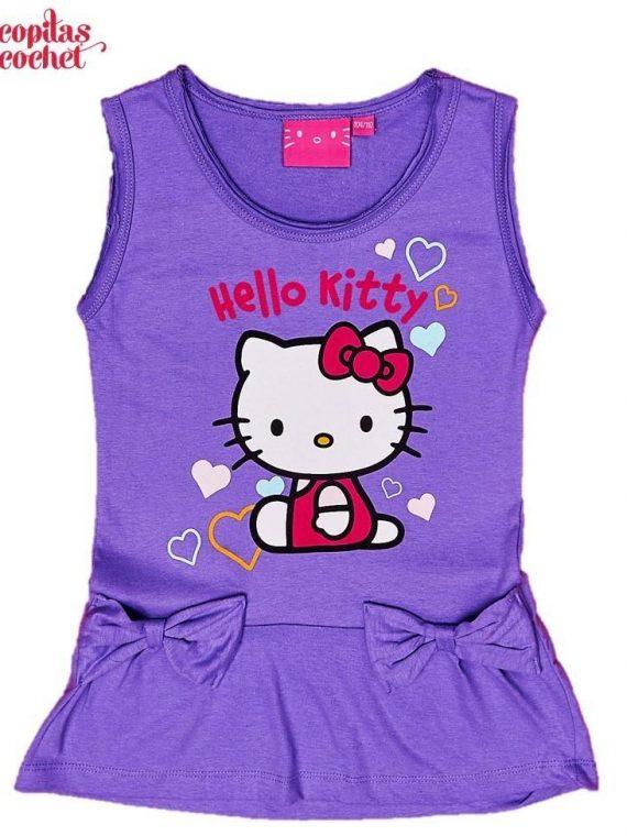 Rochie Hello Kitty (mov) 1