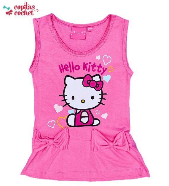 Rochie Hello Kitty (roz) 1