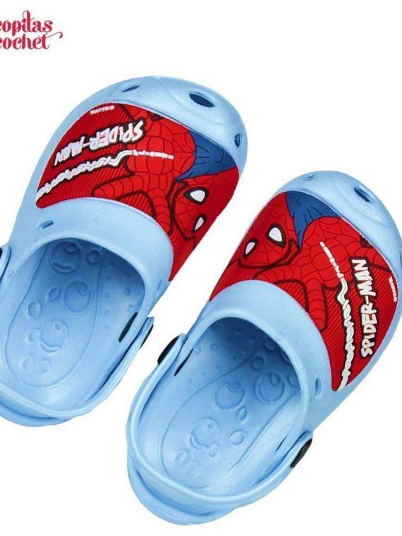 Saboti de plaja 3D Spiderman 1