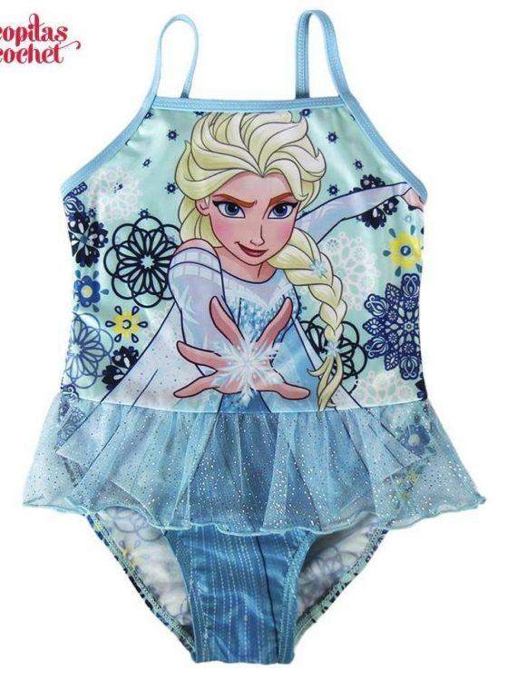 Costum de baie Frozen
