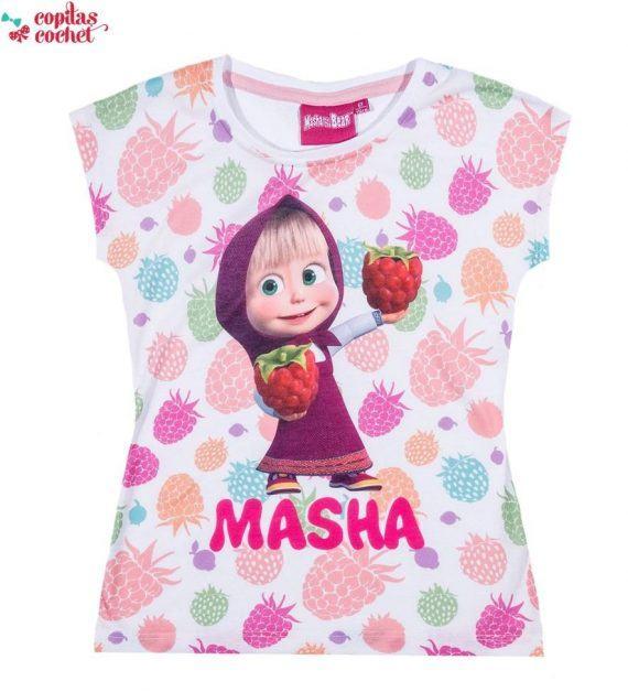 Tricou Masha si capsunile 1