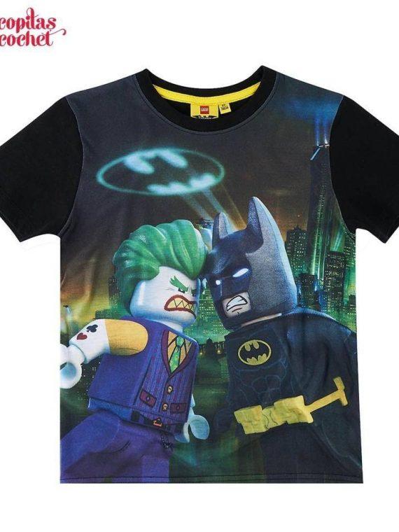 Tricou Lego Batman Joker 1