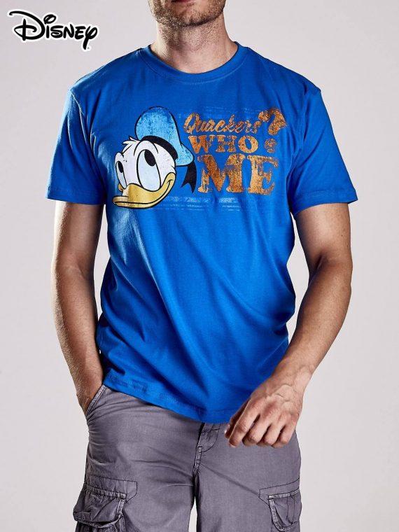 Tricou adulti Donald (albastru) 1
