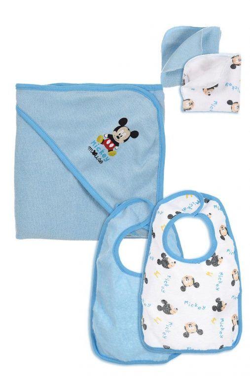 Set accesorii nou-nast Mickey Mouse