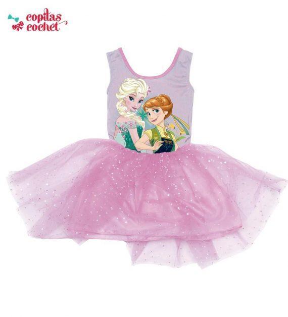 Rochie balerina Frozen 1