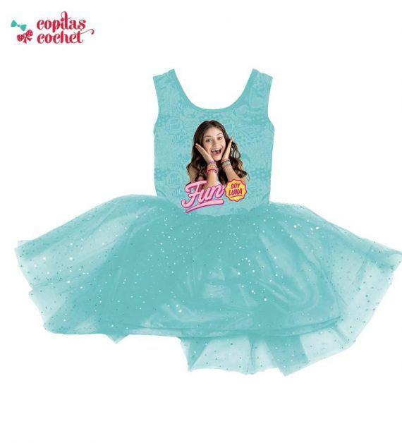 Rochie balerina Soy Luna 1