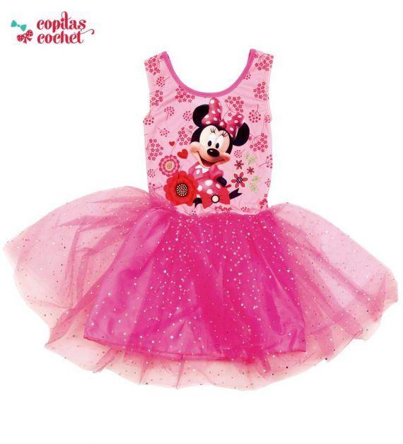 Rochie balerina Minnie Mouse 1