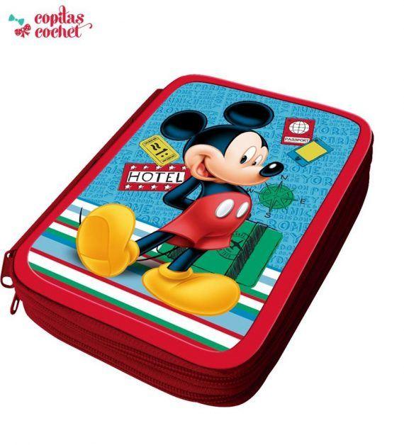 Penar Mickey Mouse (echipat) 1
