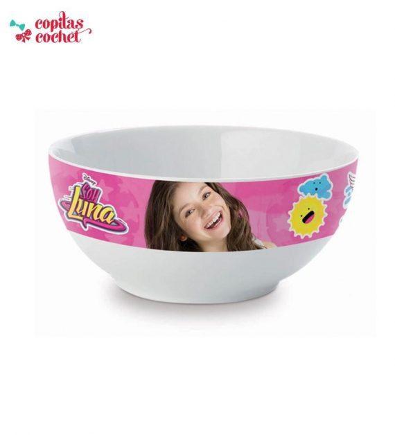Bol cereale Soy Luna (roz) 1