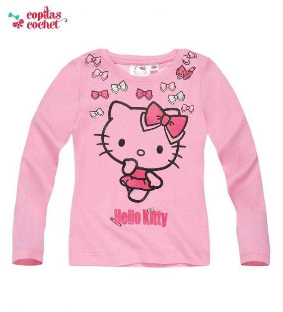Bluza Hello Kitty (roz) 1