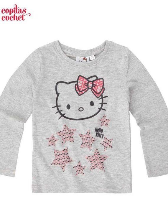 Bluza Hello Kitty (gri) 1