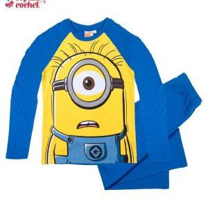 Pijamale Minions 2 1