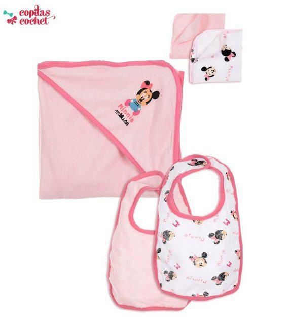 Set accesorii nou-nast Minnie Mouse 1