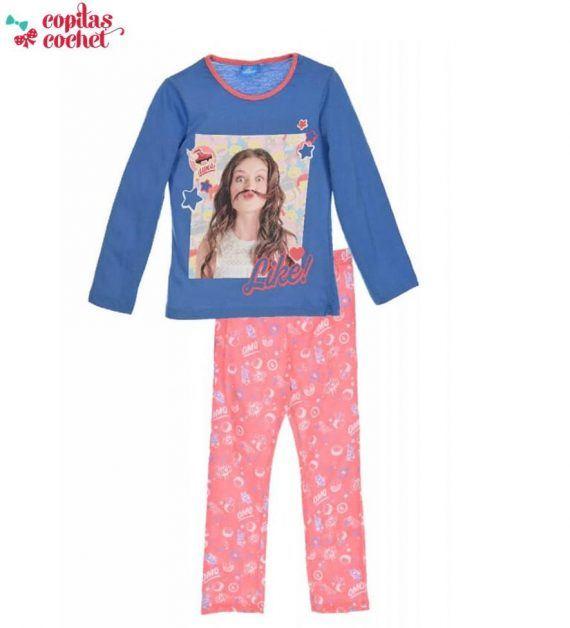 Pijamale Soy Luna 1