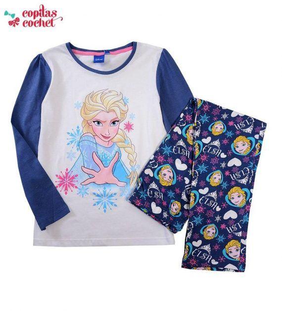 Pijamale Elsa 1