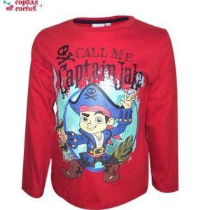 Bluza Jake si Piratii (rosu) 1