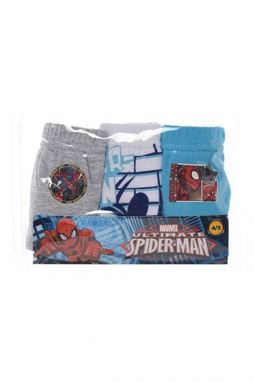 Set 3 perechi chilotei Spiderman