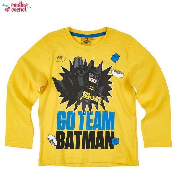 Bluza Lego Batman (galben) 1