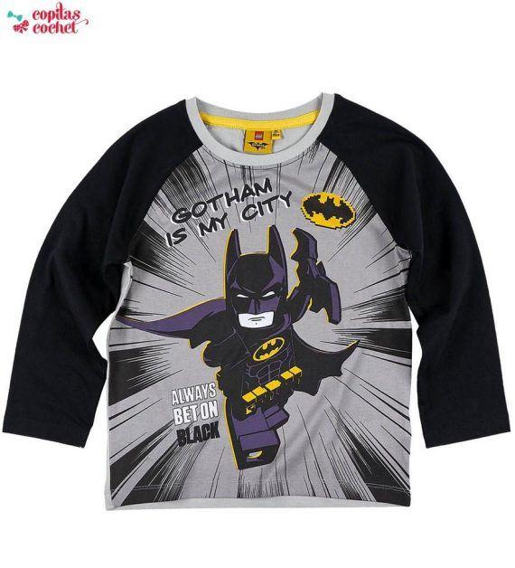 Bluza Lego Batman (negru-gri) 1