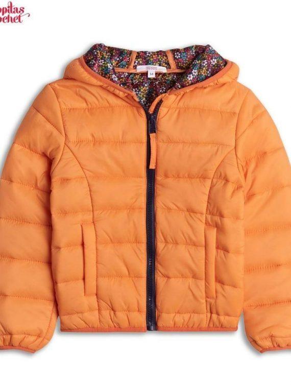 Geaca orange 1