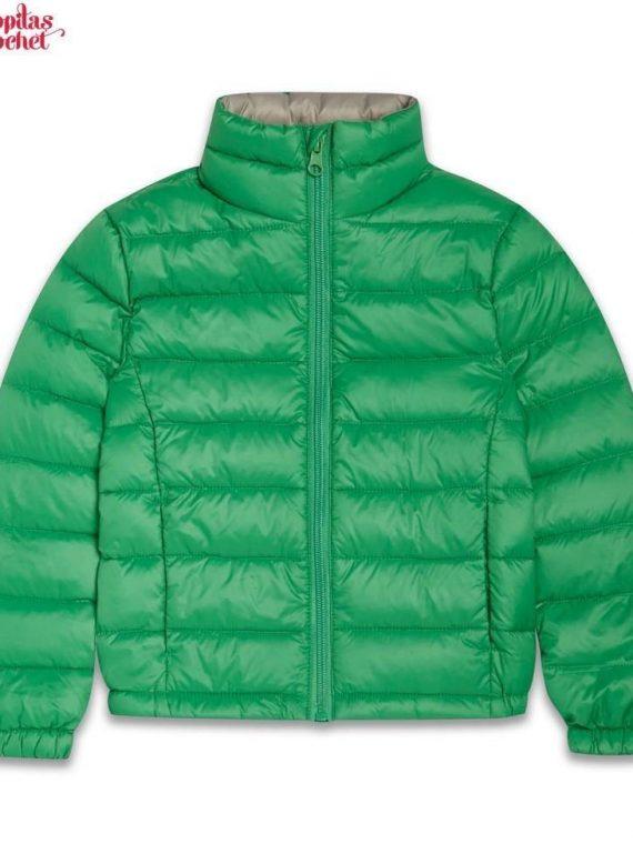 Geaca verde 1