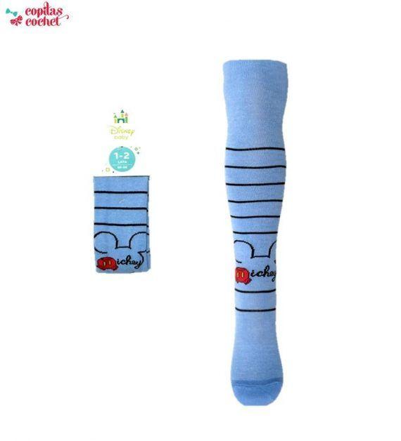 Dresuri bebe Mickey Mouse (albastru) 1