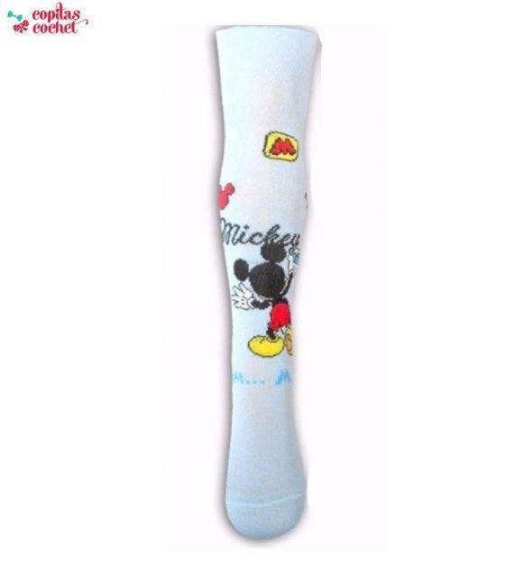 Dresuri bebe Mickey Mouse (bleu) 1