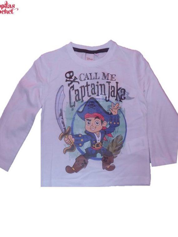 Bluza Jake si Piratii (alb) 1