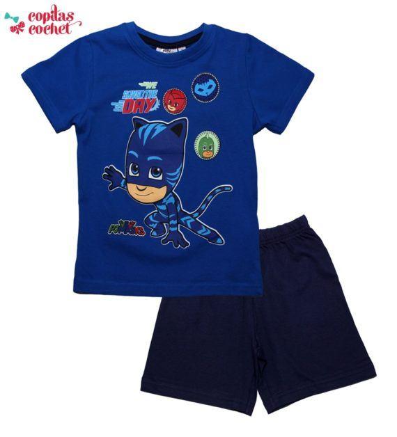 pijamale-de-vara-eroii-in-pijama-albastru