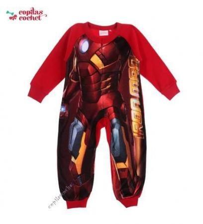 Salopeta Iron Man