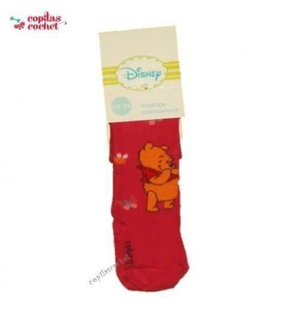 Dresuri bebe Winnie the Pooh(fucsia)