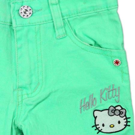 Blugi Hello Kitty(verde)