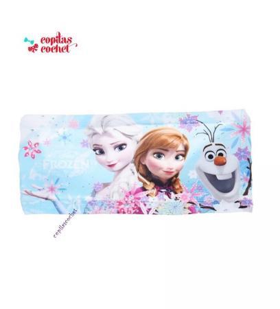 Bandana Anna,Elsa si Olaf