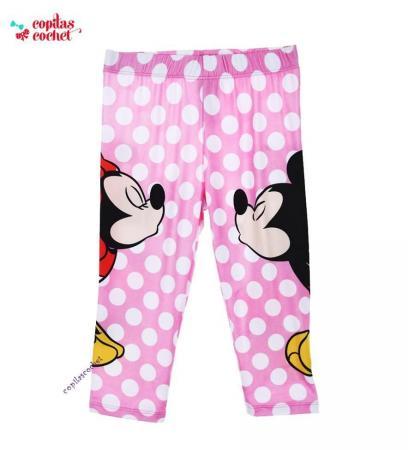 Colanti 3-4 Minnie Mouse (roz)