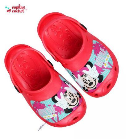 Crocs 3D Minnie Mouse
