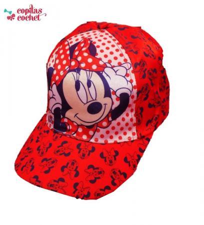 Sapca Minnie Mouse (rosu)