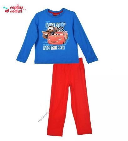 Pijamale Fulger McQueen (albastru-rosu)