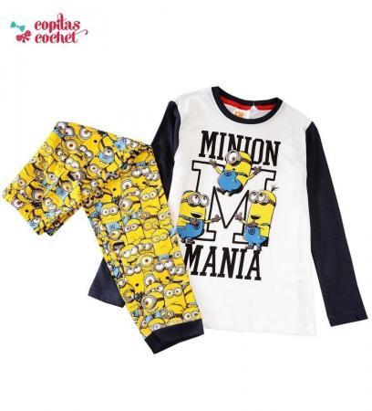 Pijamale Minions