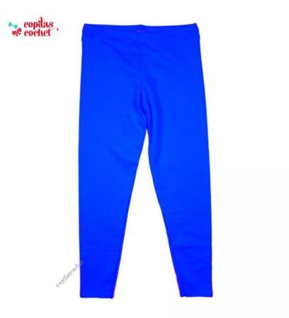 Colanti fete (albastru)