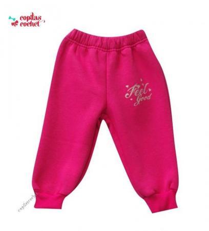 Pantaloni bebe captusiti