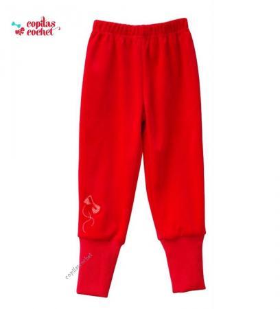 Pantaloni fete sezon rece