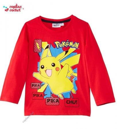 Bluza Pokemon (rosu)