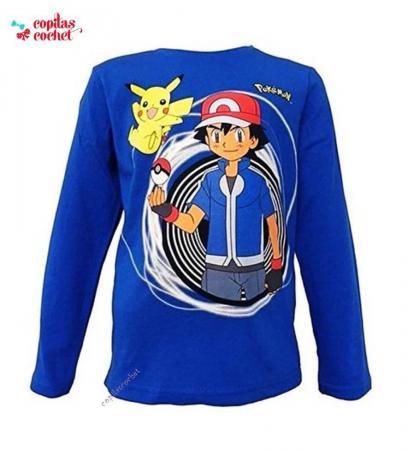 Bluza Pokemon (albastru)