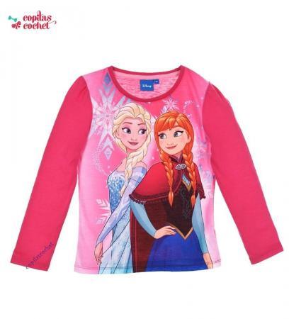 Bluza Frozen (fucsia)