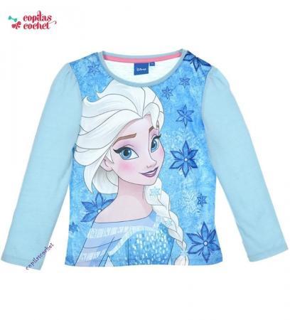 Bluza Elsa (albastru)