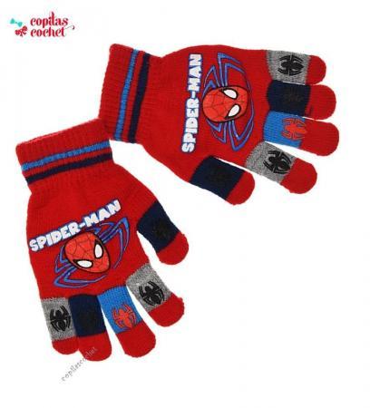 Manusi Spiderman (rosu)